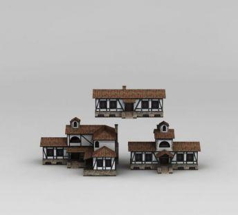 特色别墅小屋