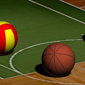 体育(球类)模型