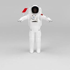 宇航员模型