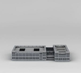 现代商务办公楼