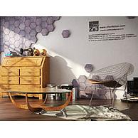 loft风格休闲椅3D模型3d模型