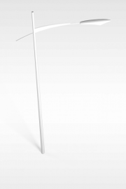 菱形单头灯模型