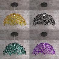 创意刀叉吊灯3D模型3d模型