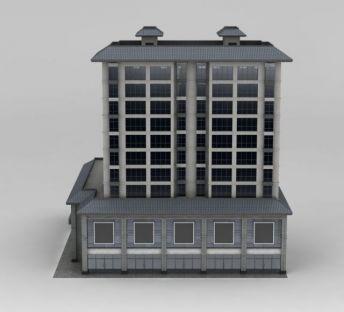 商业住宅楼