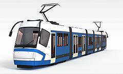 地铁模型3d模型