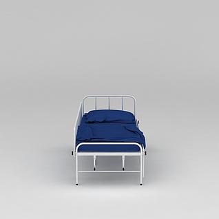 医用床3d模型