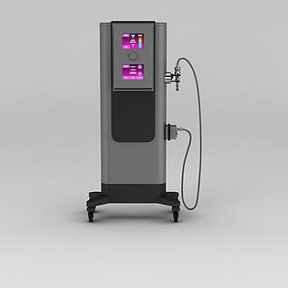医用超声刀3d模型