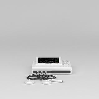 医疗器械3d模型