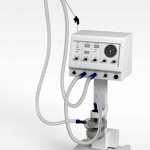 医用制氧机模型