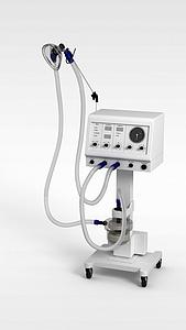 医用制氧机模型3d模型