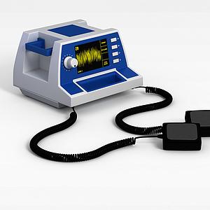 除颤器模型