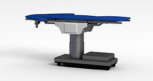 医用手术台模型3d模型