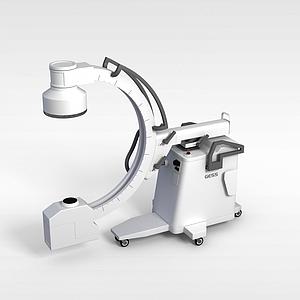 医用x射线机模型