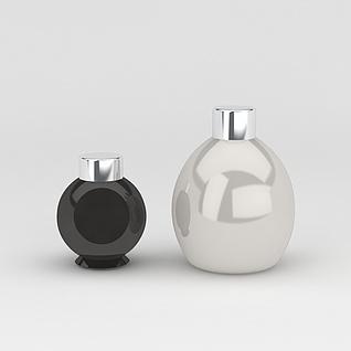 厨房调料瓶3d模型