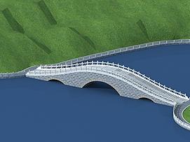 三?#36164;?#25329;桥模型