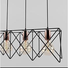 时尚工业风艺术吊灯3D模型3d模型