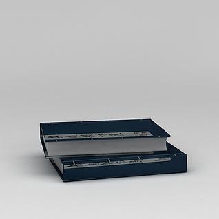 中国古代书籍3d模型3d模型