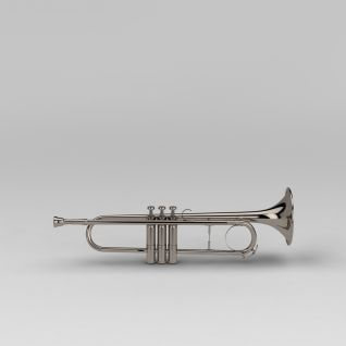 乐器小号3d模型