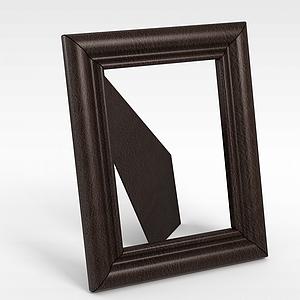 木制相框模型