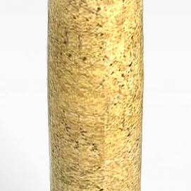 楼梯石柱子模型