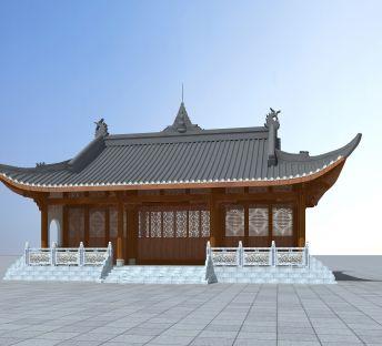 中国古代寺庙
