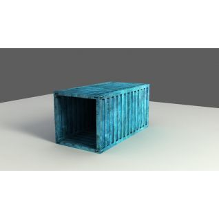 集装箱3d模型3d模型