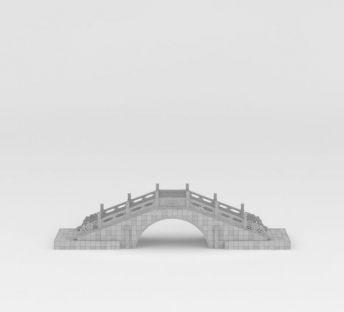 古建景观桥