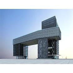 商业大楼3D模型3d模型