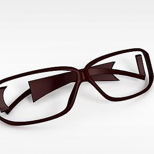 眼鏡模型3d模型