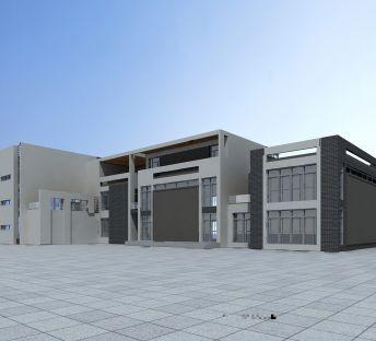 自建办公楼