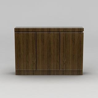 厨房小柜子3d模型3d模型