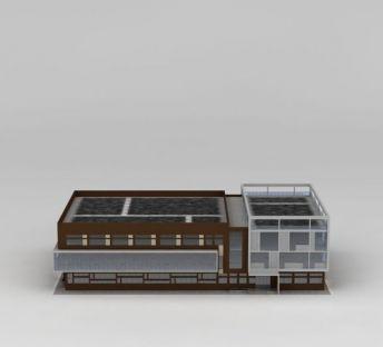 活动中心建筑