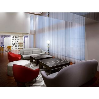 后现代沙发茶几组合3d模型