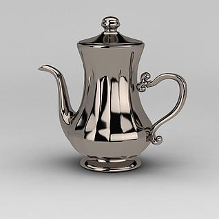 欧式酒壶3d模型