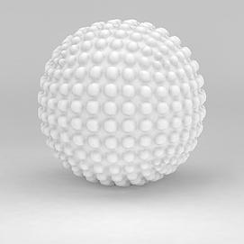 高尔夫球模型