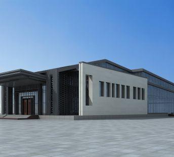 高档会所建筑