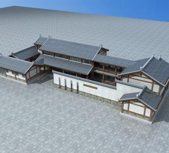 中式会所建筑