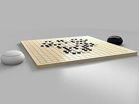 围棋棋盘模型