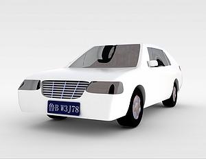 3d小<font class='myIsRed'>汽车</font>模型