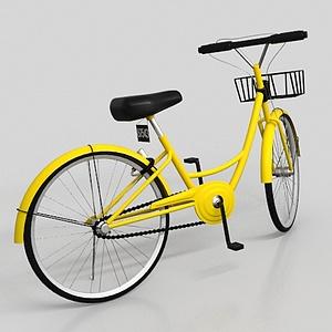 ofo共享单车模型