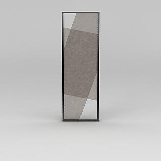 窗扇3d模型