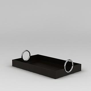茶盘3d模型