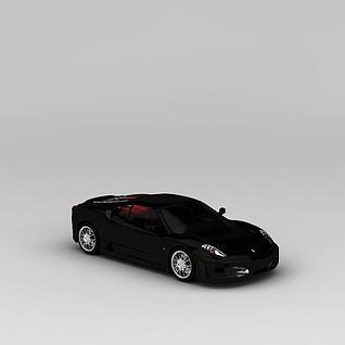 法拉利f4303d模型3d模型