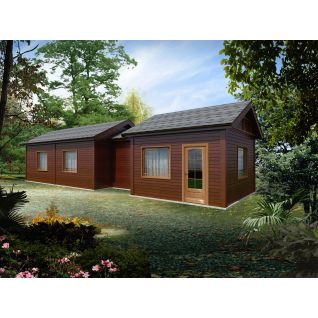 花园木屋3d模型3d模型