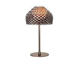现代时尚创意台灯模型