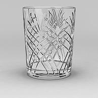 透明玻璃杯3D模型3d模型