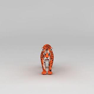 豹子3d模型