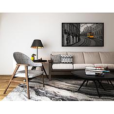 北欧简约沙发茶几组合3D模型3d模型