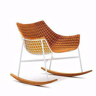 时尚休闲椅3d模型