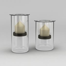 灯饰灯筒3d模型